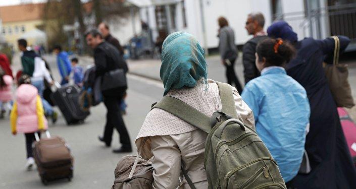 Les réfugiés syriens