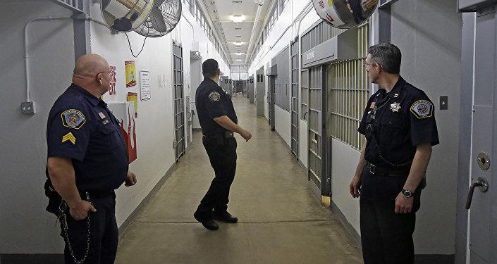 Une prison aux USA