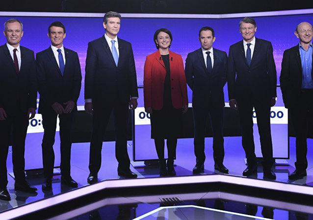 Primaire de la gauche: que cachent les candidats sous la bannière socialiste?