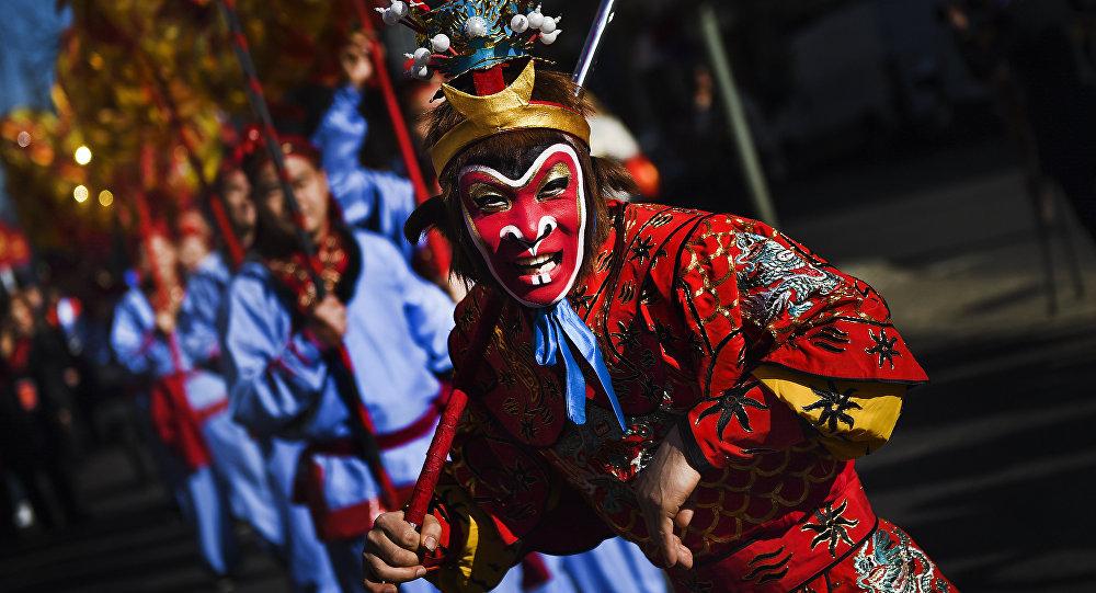 La Chine célèbre dans la liesse l'avènement du Nouvel An
