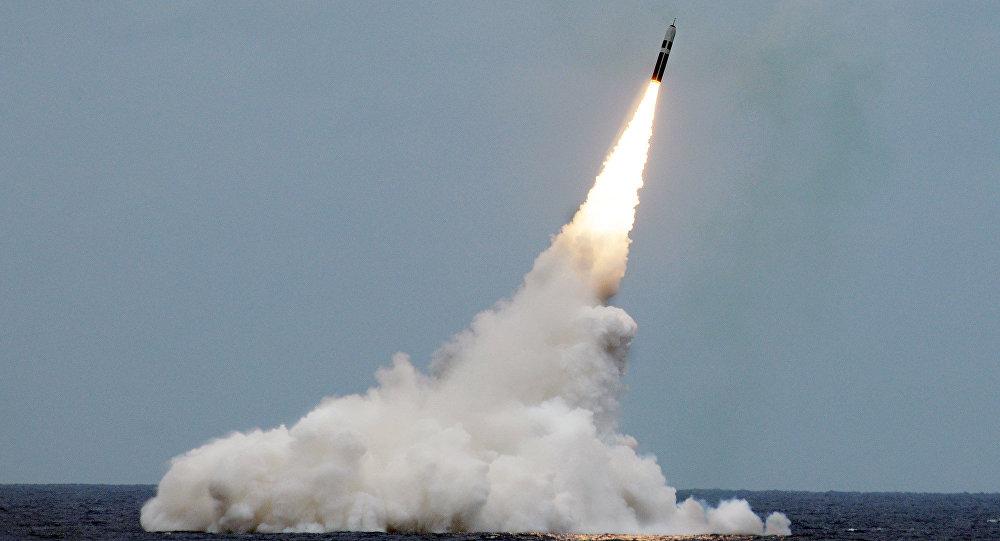 Missile américain Trident II