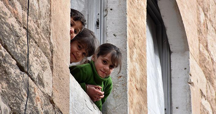 Témoignages des enfants d'Alep: «Rejoignez-nous ou vous serez exécutés»