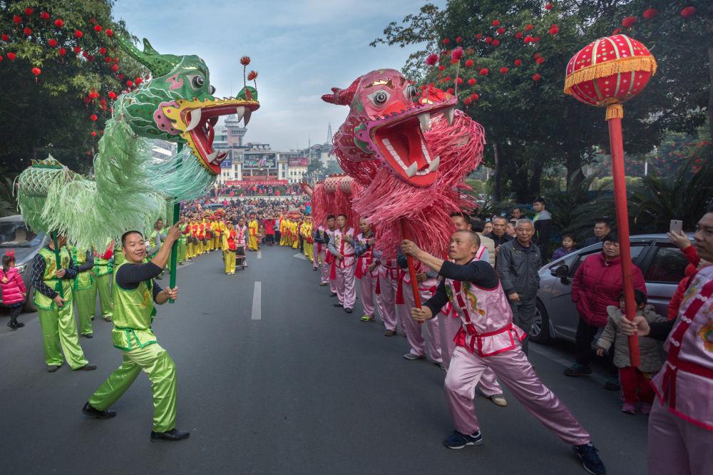 Traditions millénaires du Nouvel an chinois