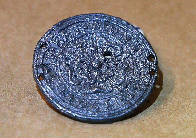 Un médaillon de la cour d'Angleterre du XVIe siècle