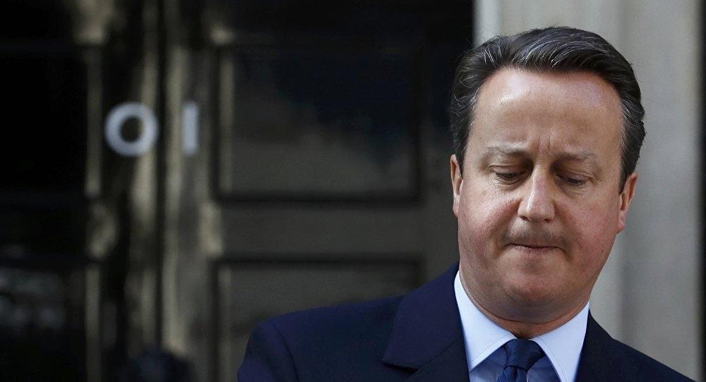 La faute au Brexit: Cameron voulait voir le rédacteur en chef du Daily Mail limogé
