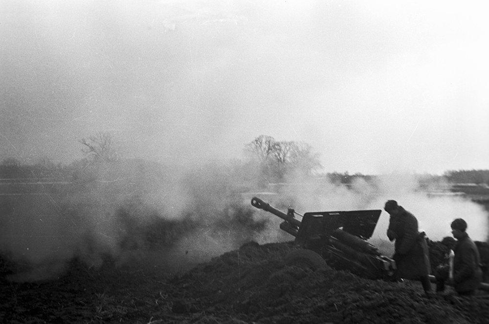 Lors de la bataille de Stalingrad