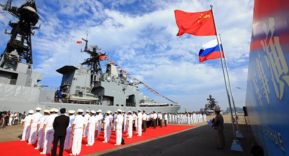 La Russie et la Chine