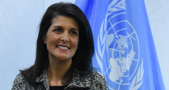 Nikki Haley, nouvelle ambassadrice US à l'Onu