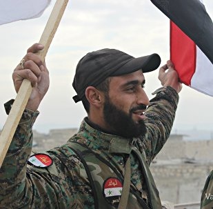 Soldat syrien