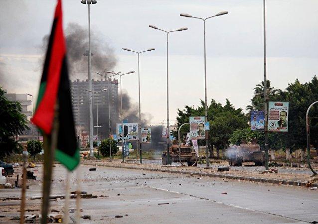 Khalifa Haftar: une alliance antiterroriste Libye-Russie-USA est la bienvenue