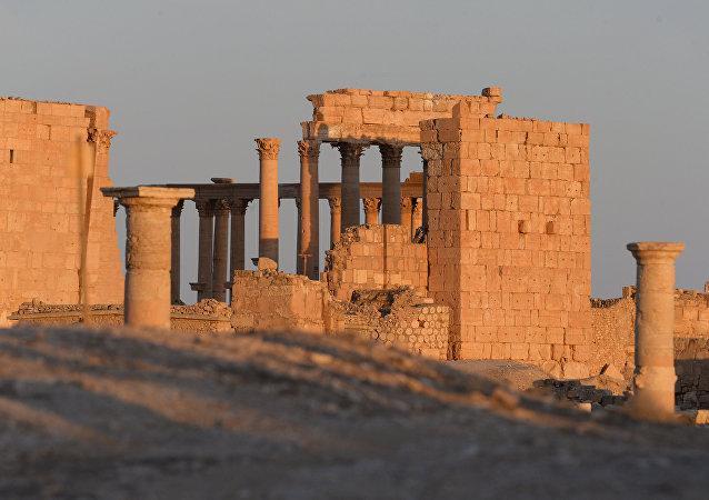Nouvelles barbaries de Daech filmées par un drone russe à Palmyre (vidéo)