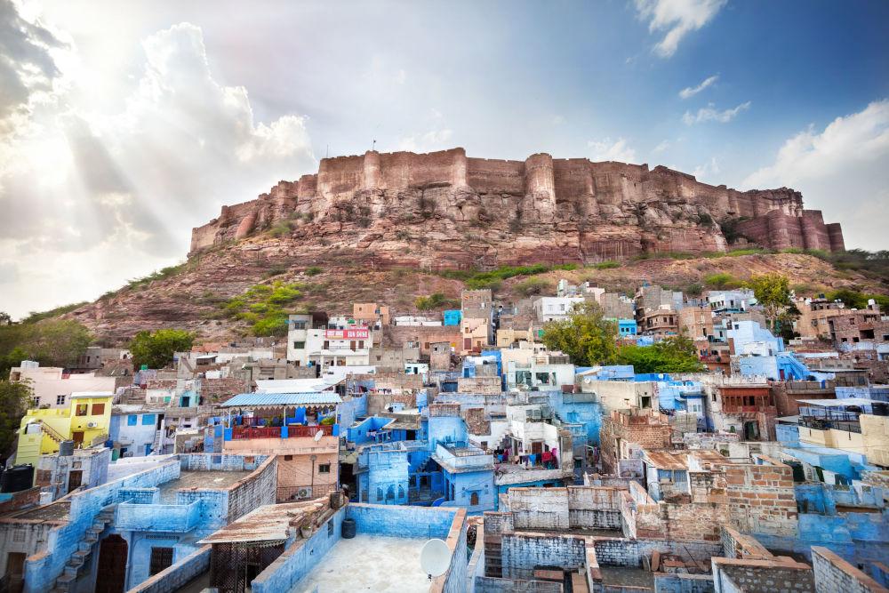 Jodhpur en Inde