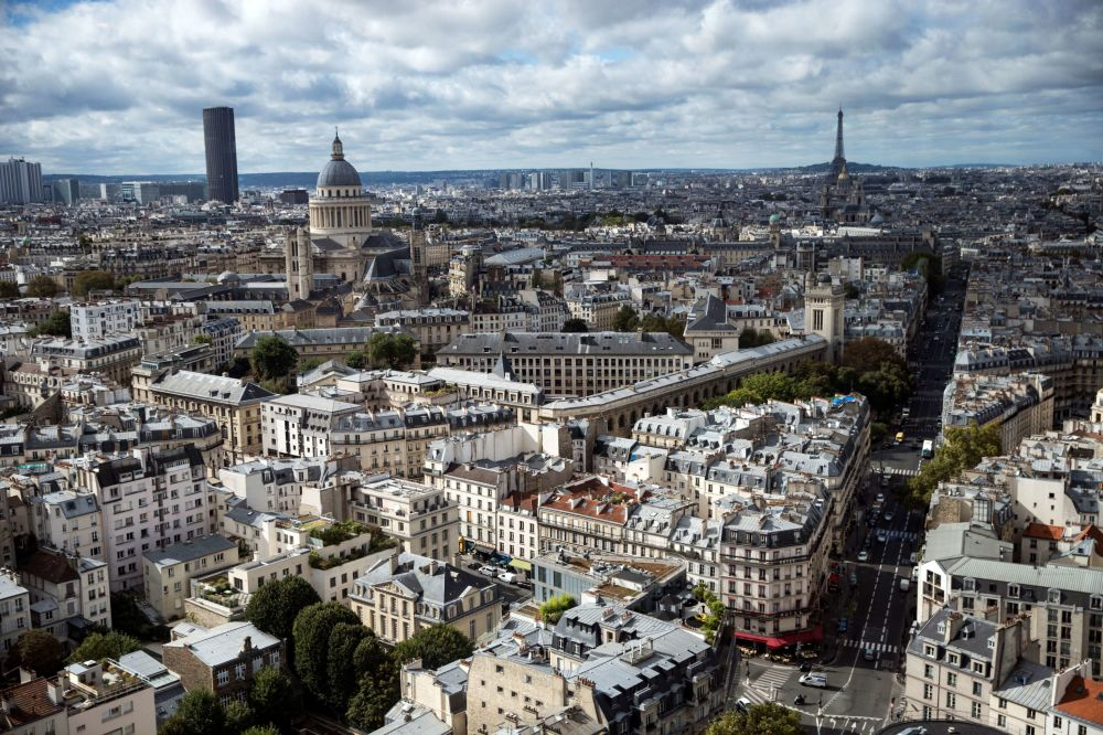 La capitale de la France, Paris