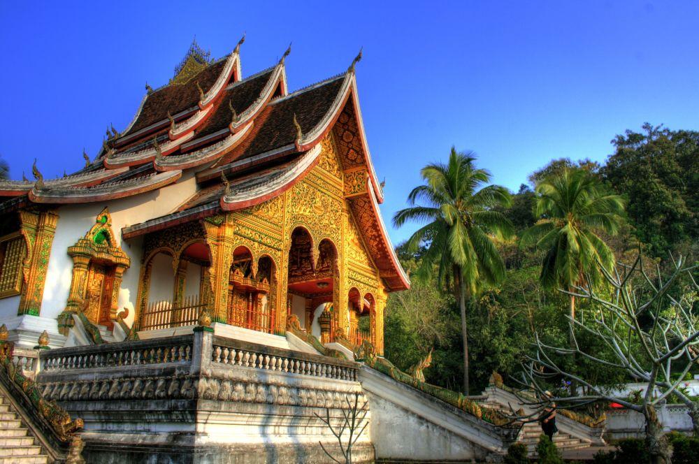 Luang Prabang au Laos