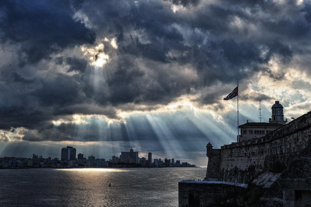 La capitale de la République de Cuba, La Havane