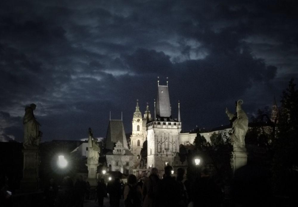 Capitale de la Tchéquie, Prague
