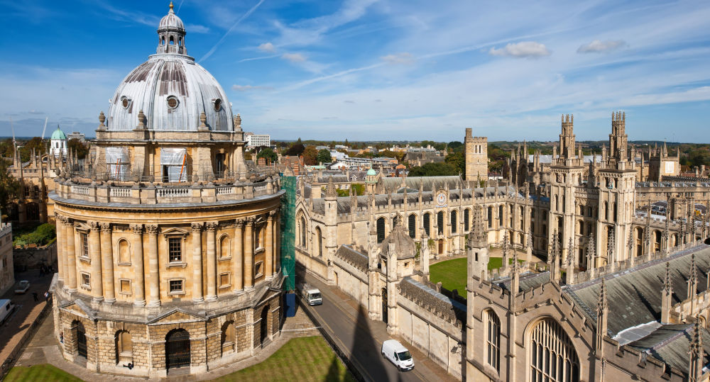 Oxford, Angleterre