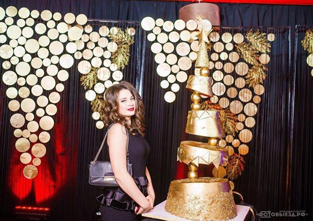gâteaux à l'or