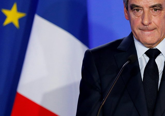 Francois Fillon. Archive photo