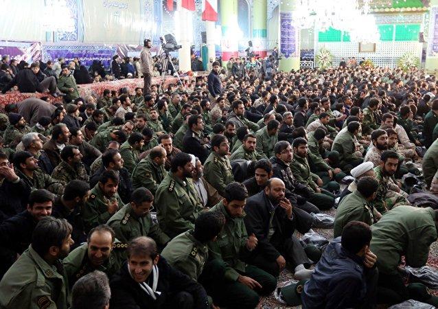 Les Gardiens de la Révolution iranienne