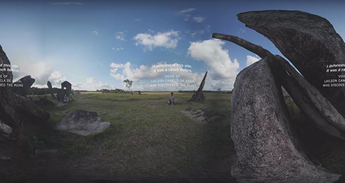 Un sosie de Stonehenge dans les forêts d'Amazonie