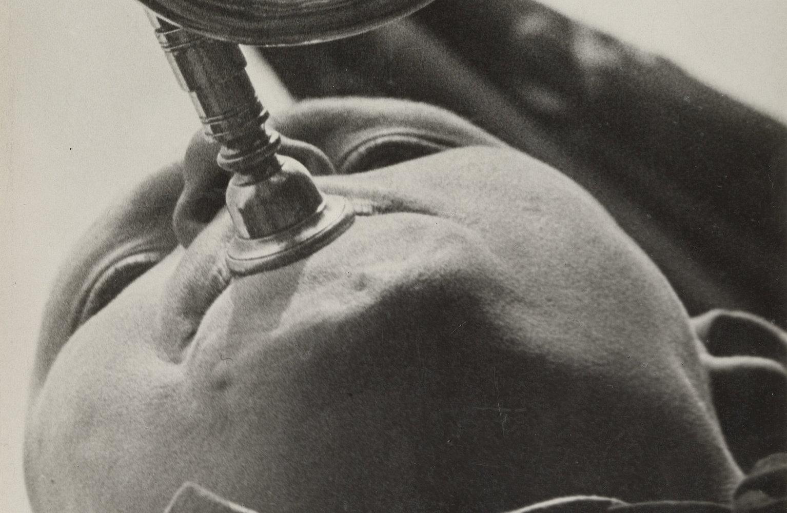 Aleksandr Rodchenko. Pioneer with a Bugle