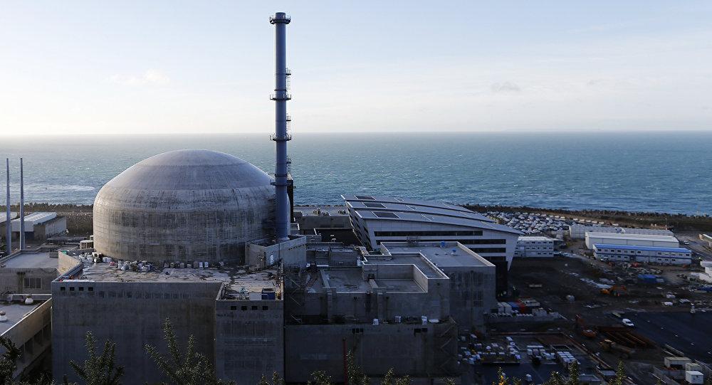 Explosion à la centrale nucléaire de Flamanville