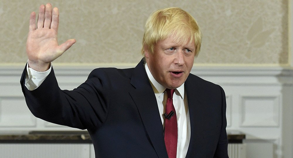 Boris Johnson déclare être fan des tweets de Trump