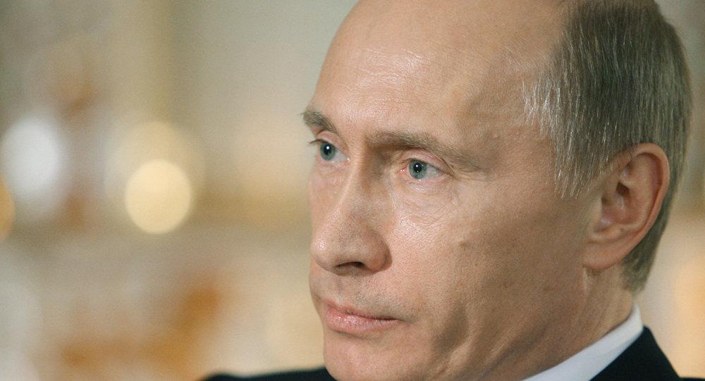 Le premier-ministre russe Vladimir Poutine