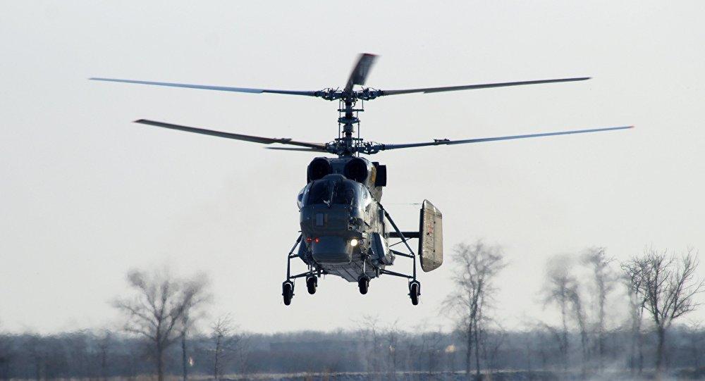 Hélicoptères de Russie