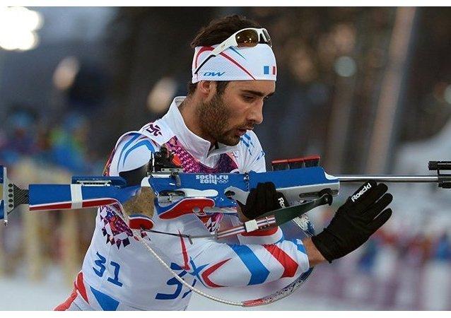JO/biathlon : or pour Fourcade, bronze pour Garanichev