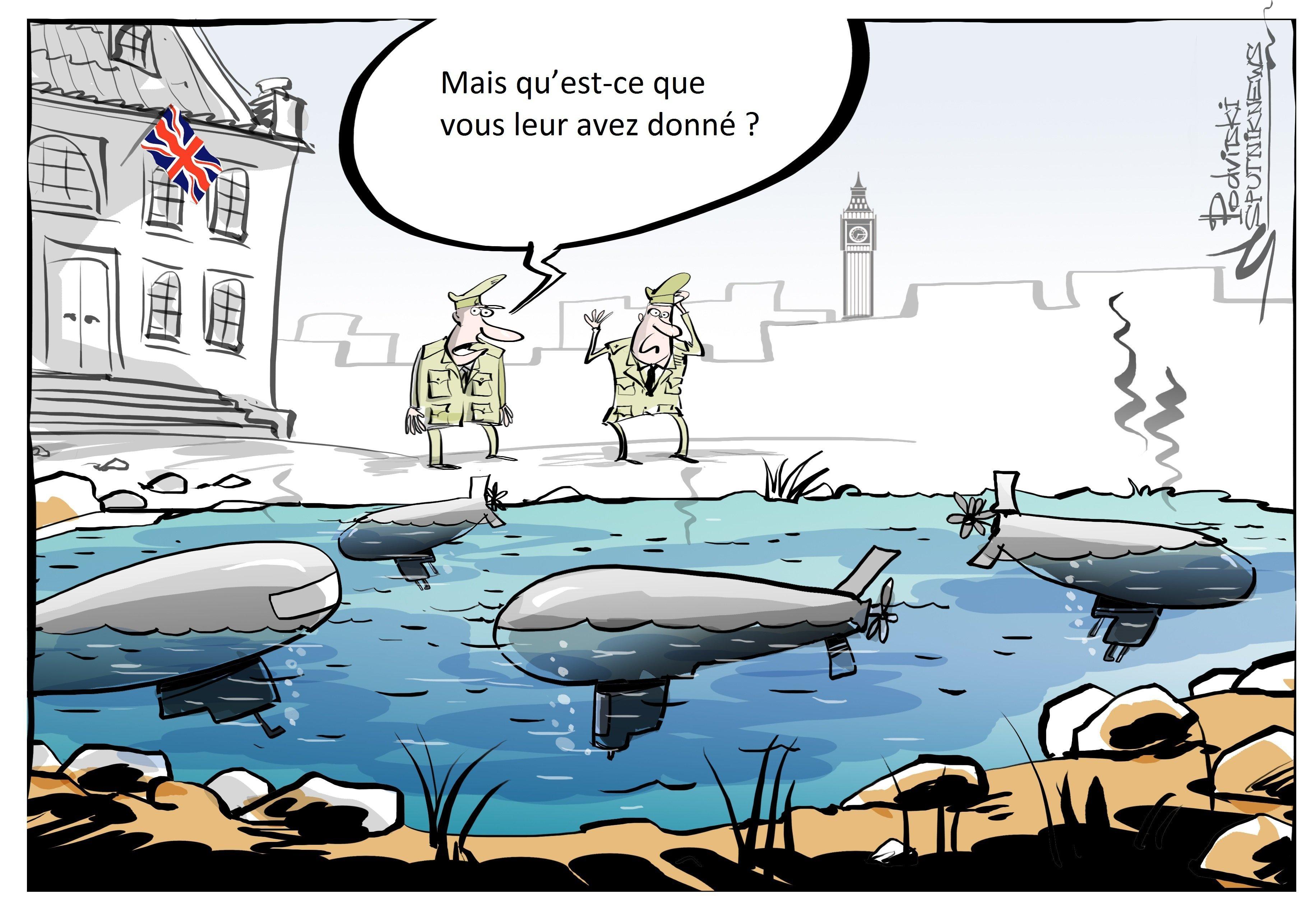 Le Royaume-Uni à court de sous-marins?