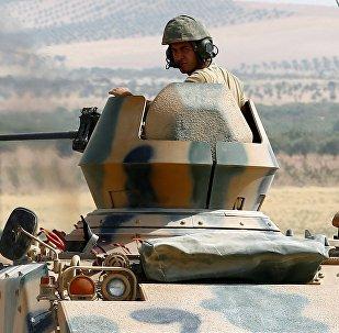 Soldats turcs, image d'illustration