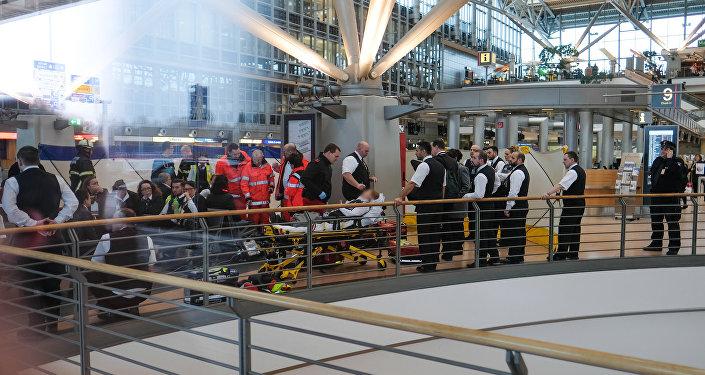 La cause probable de l'intoxication des passagers à l'aéroport de Hambourg dévoilée