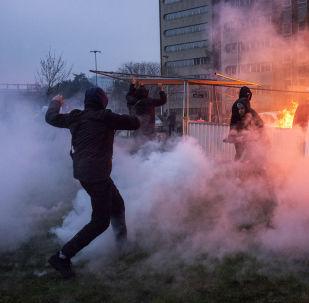 Protestations contre les violences policières en France