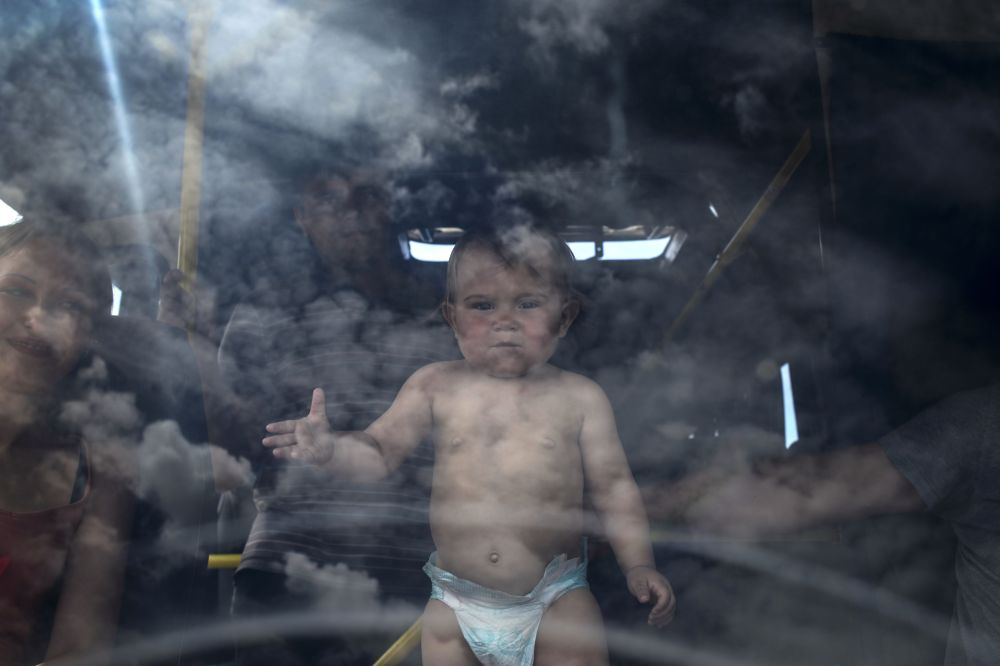 Les photos de Valery Melnikov, lauréat du World Press Photo