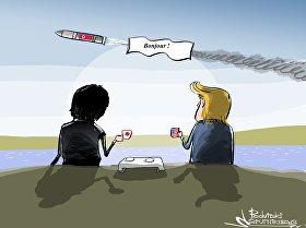 Tir de missile: Pyongyang aurait voulu tester la réaction des USA