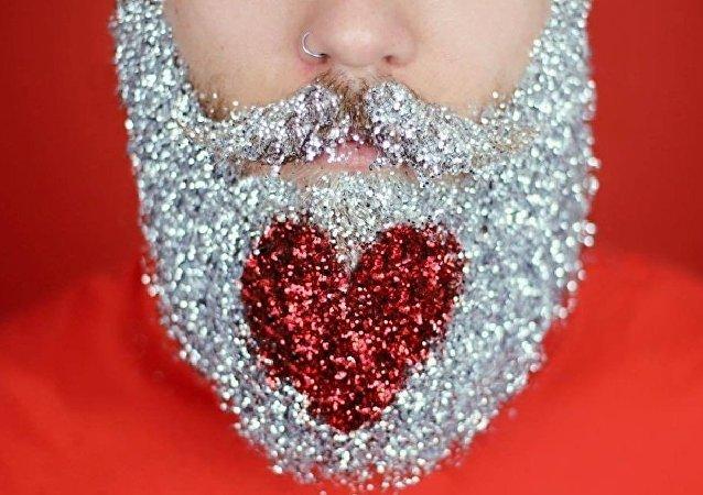 La barbe pour la Saint-Valentin