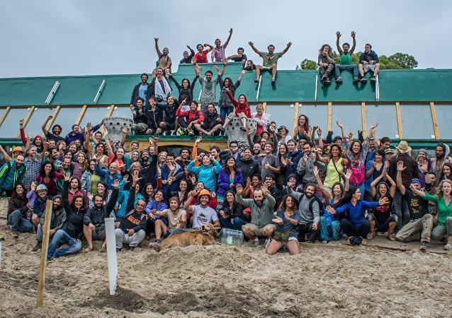 École écologique de Uruguay