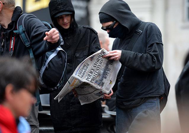 médias britanniques