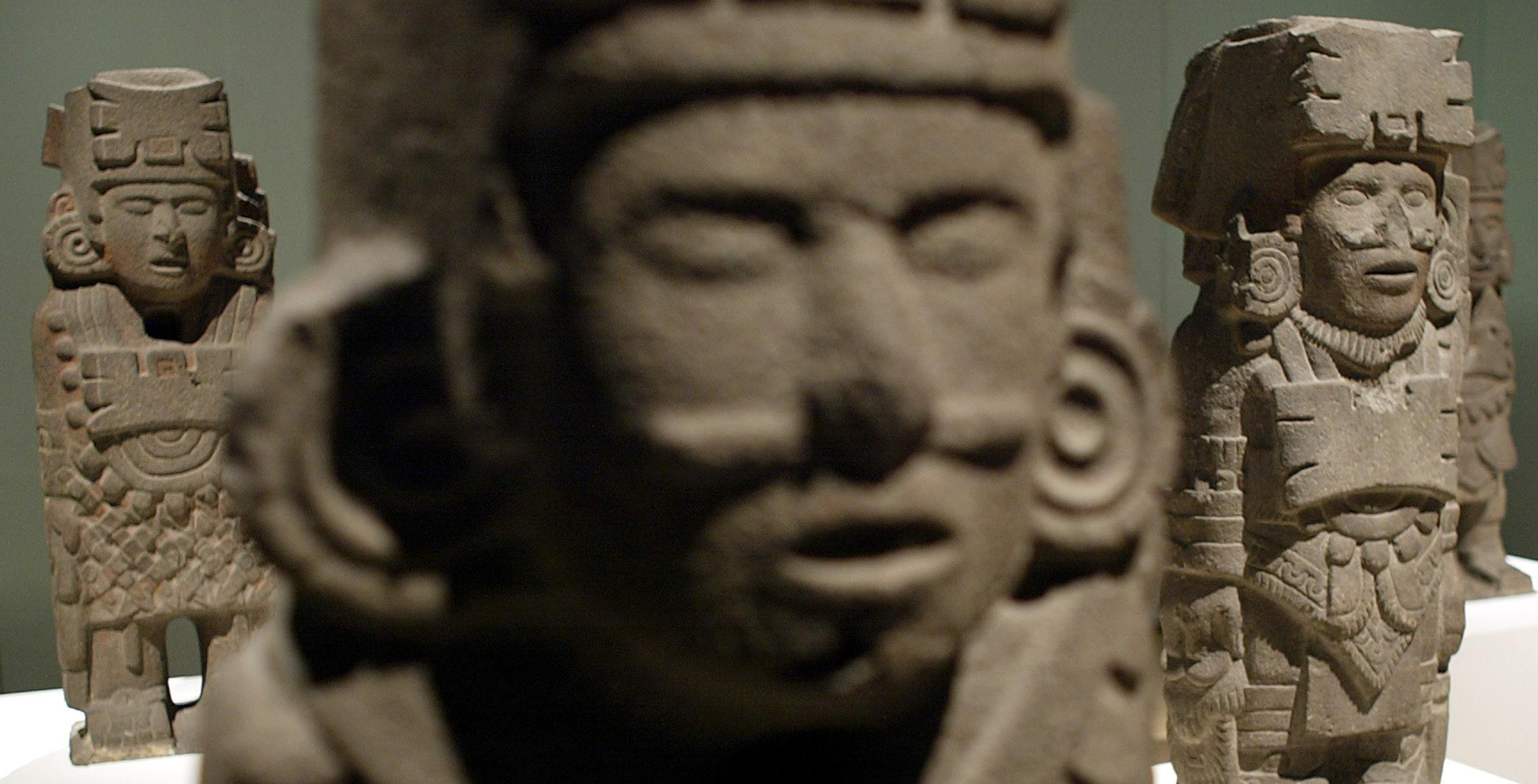 Le mystère de la disparition de la civilisation aztèque enfin dévoilé!