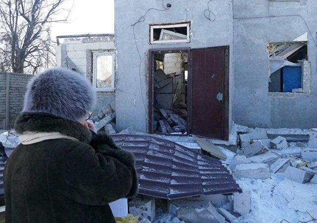 Situation à Donbass