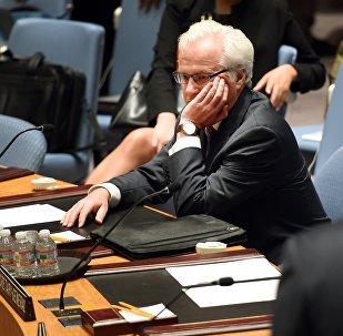 Pourquoi le diplomate russe Vitali Tchourkine restera dans les mémoires
