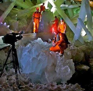 Des bactéries préhistoriques réanimées dans une grotte au Mexique