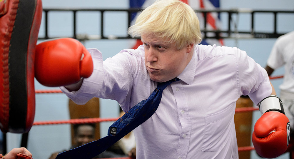 #Russiansdidit dépassé: l'ambassade russe en GB ironise sur les propos de Boris Johnson