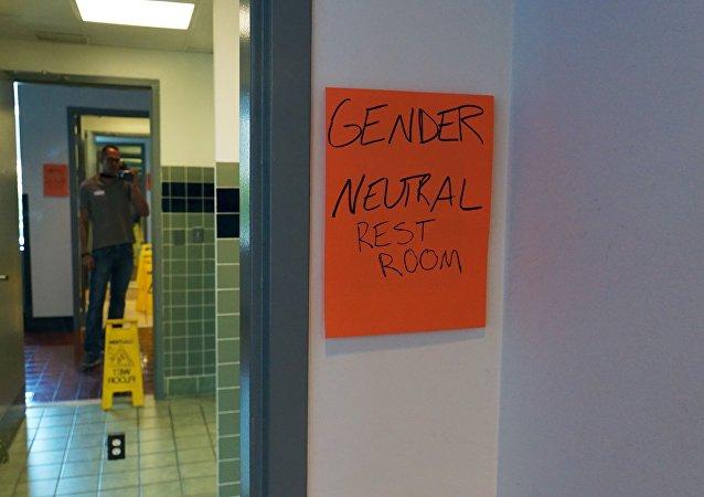 Toilettes pour les personnes transgenres