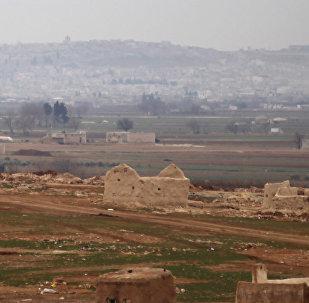 La ville syrienne d'Al-Bab
