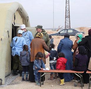 Des médecins russes partagent leur expérience avec des étudiants syriens