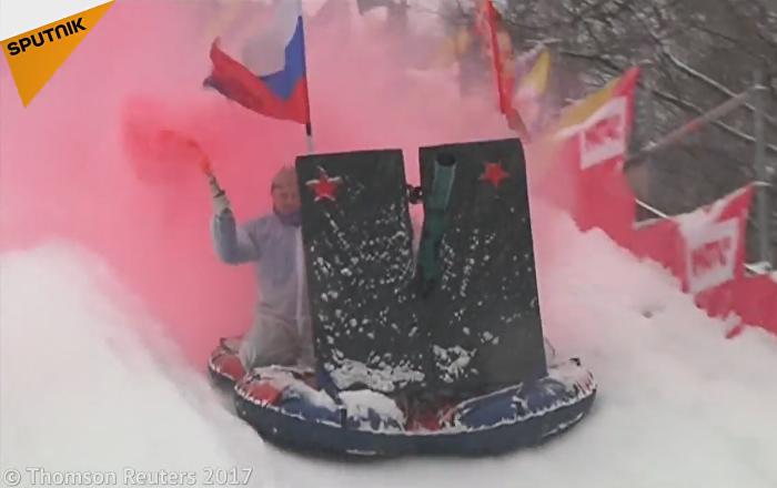 Un festival extraordinaire s'est déroulé à Moscou