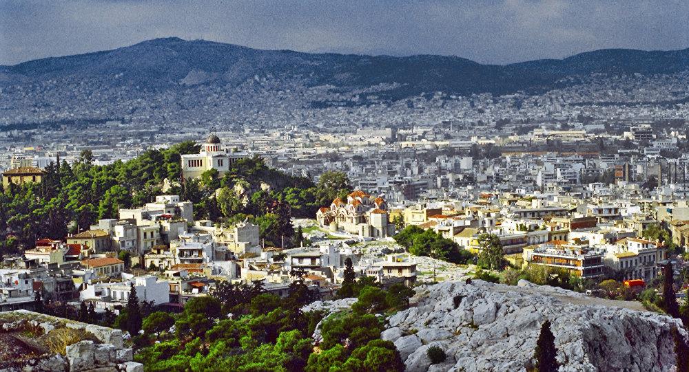 Un fort séisme ressenti près d'Athènes — Grèce